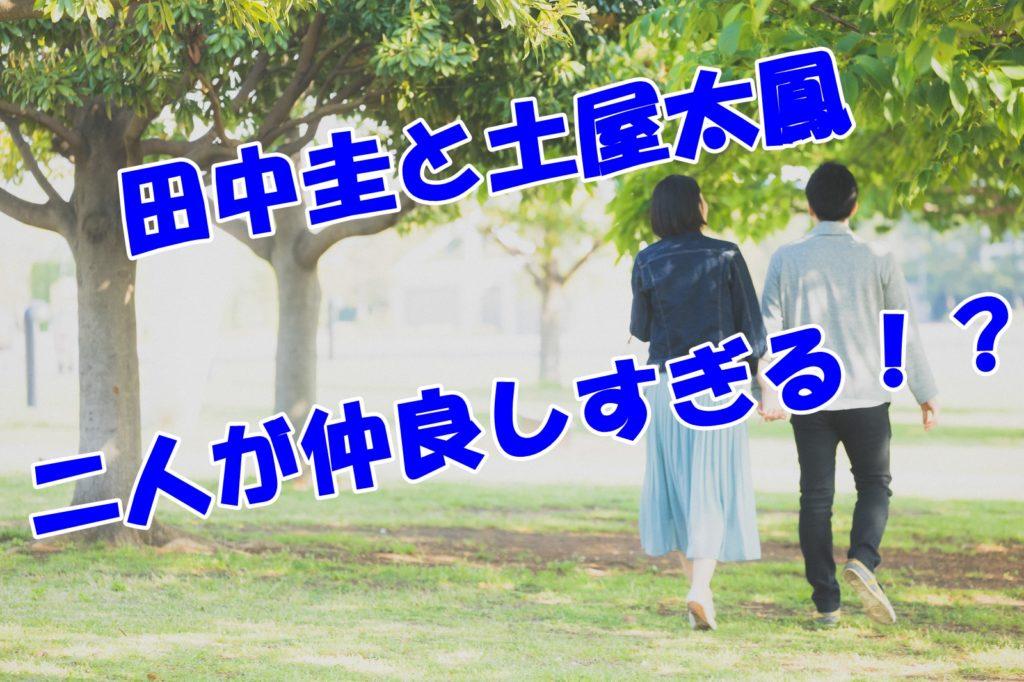 田中圭と土屋太鳳の共演ドラマは?あの作品も出ていた!