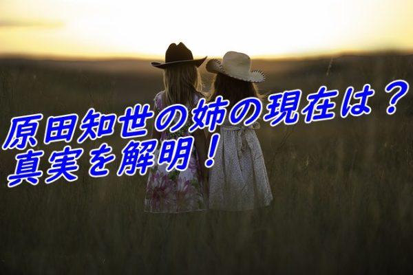 原田知世の姉は現在どうなっているのか真実を解明!